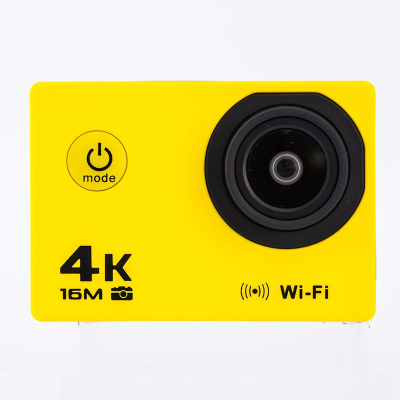 Trade Assurance remote contral sport camera 1050mah 4k wifi 170 degree sport camera xdv
