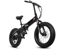 Wholesale Price Oem Tyre Folding Electric Fat Bike