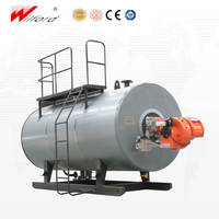 Automatic Horizontal Gas Hot Water Boiler