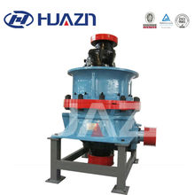 Good offer/ HUAZN DHGY hydraulic cone crusher/ wood crusher mahcine