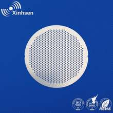Photo chemical etching perforated metal mesh speaker grille / mesh