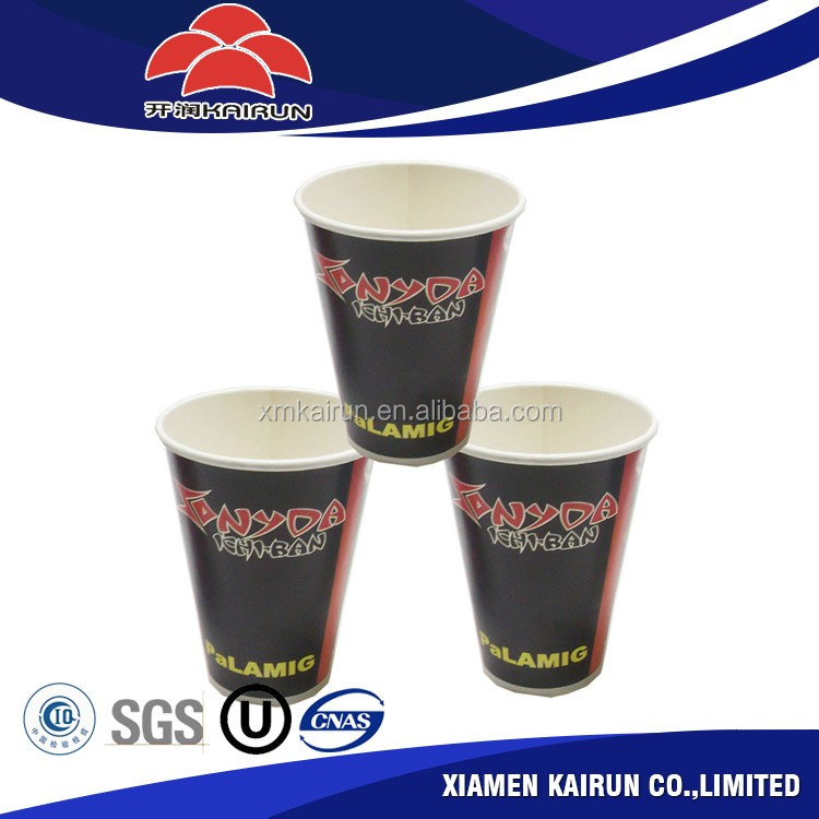 Best selling products disposable single wall paper cup,printed paper cup,coffee paper cup latest products in market