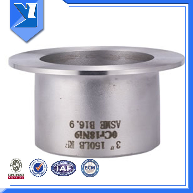 Natural Gas Fittings Pipe Joint Stub End Flange