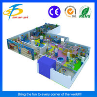 China best supplier customized commercial soft indoor games for kids