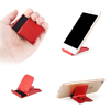 Red Aluminum Fashion Foldable Phone Holder Handphone Stand