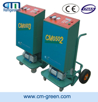 OEM product Air condition refrigerant recovery/ full-automatic refrigerant recycle recovery machine