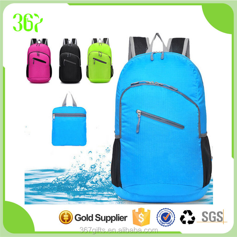 2017 New Fashion Waterproof Backpack Travel Outdoor Backpack Daypack for Teenager