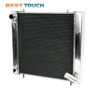 Hilux Rn105 Rn106 Rn110 Rn130 22R 2.4L Petrol Aluminum Auto Cooling System Radiator For Toyota For Car
