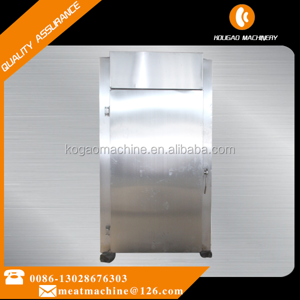 high quality stainless steel Industrial smokers/sausage smoke house/meat smoker