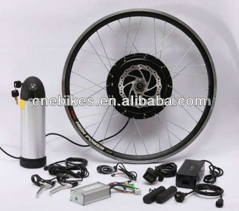 front or rear wheel normal hub motor kit with 350w hub motor for ebike