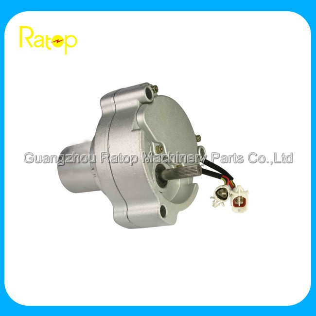 2406U197F1 Excavator Engine control motor 2406U197F4, 2406U197F2 step throttle motor for SK200-5 SK200-3 SK200-6 excavator
