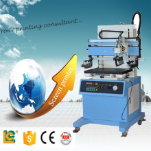plane vacuum table screen printer machine flat screen printing machine serigrafic printing machine LC-400P