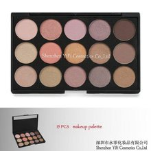 [Xmas] Stock Up!15 warm palette high quality baked eyeshdow
