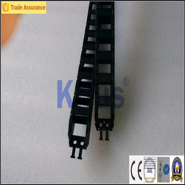 cable drag chain wire carrier for cnc