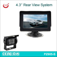 CCD Universal Car Reverse Camera for All Cars Rear View Parking System Backup Kit with Night Vision Waterproof