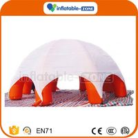 Factory Supply camping inflatable tent house igloo outdoor camping inflatable tent price