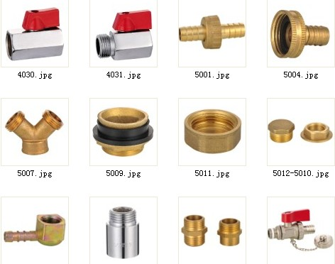 brass pipe fitting plug