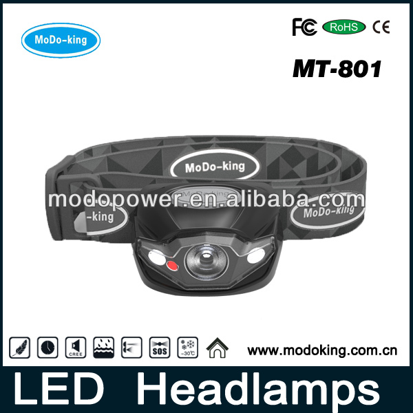 Outdoor led head lamp