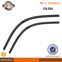 Factory Wholesale Easy Installment Car Front Flat Windscreen Wiper Blade For Audi A4 Series