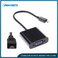 New products h0tbu mini usb to vga adapter for slae