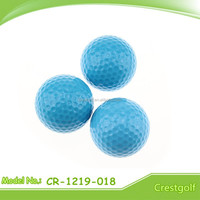 Cheap Golf Ball Kid Golf Ball Colorful Golf Ball