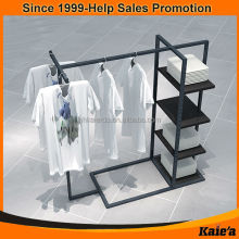 Kaierda display stand shirt/ shirt display stand/shirt display rack