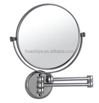 Hsy 1506 Adjustable Wall Mounted Magnifying Makeup Mirror Buy Makeup Mirror Bathroom Mirror