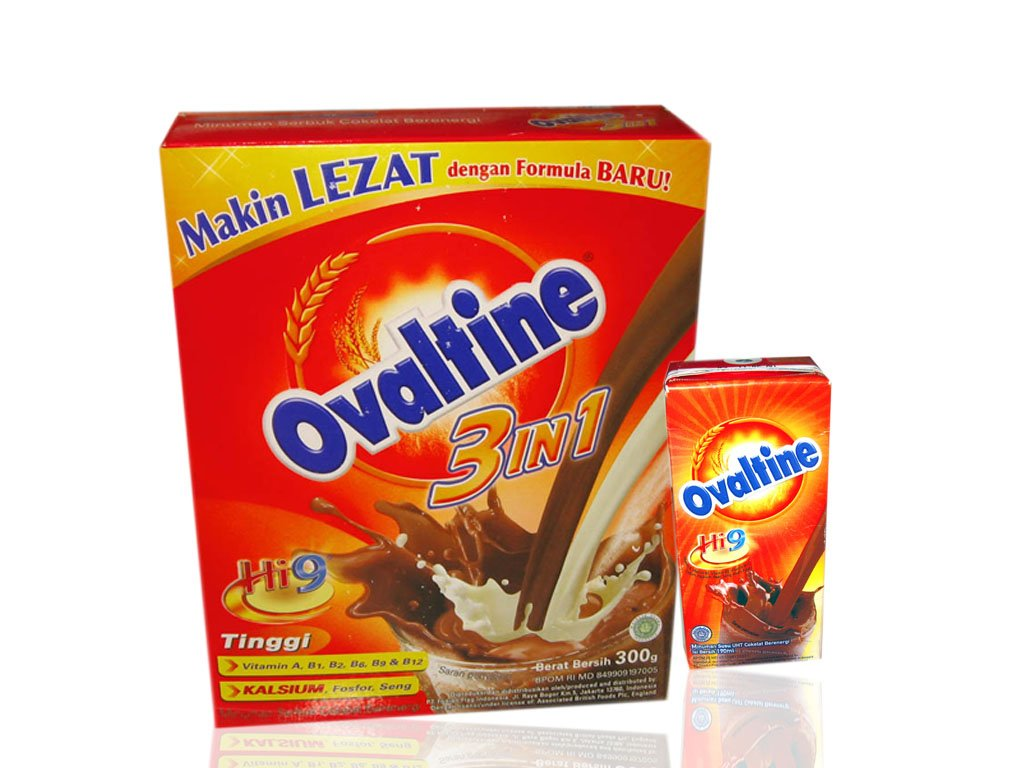Ovaltine 3 in 1 Milk