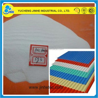 Plastic Raw Material PVC Resin PET