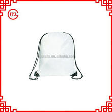 Alibaba china new products brand printed drawstring bag with pouch