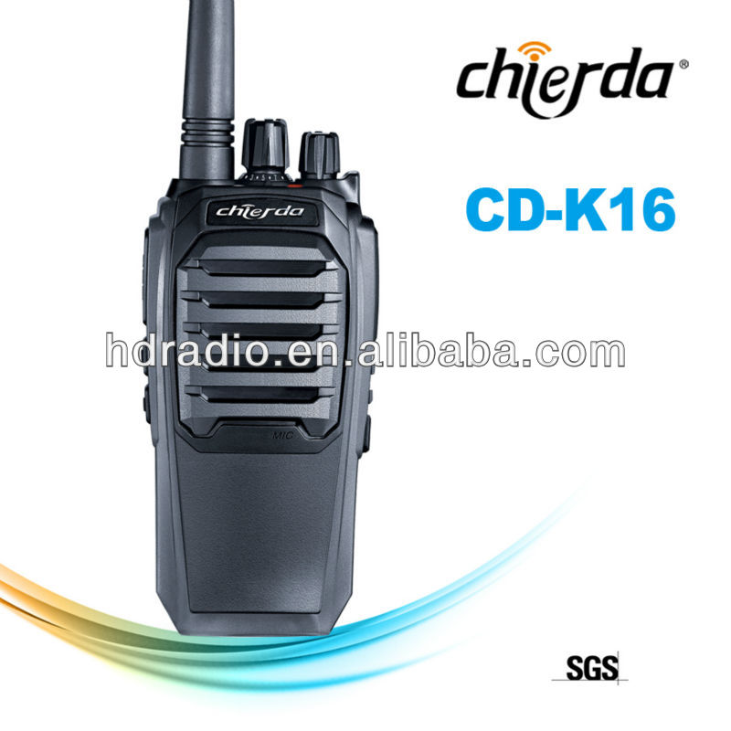 Super High power transceiver radio walkie talkie 50km(CD-<strong>K16</strong>)