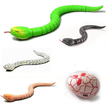 free shipping 2017 infrared control electronical Simulation snake innovation snake toys