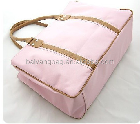 promotional eco-friendly polyester bags cheap handbags & tote bag &shopping bag