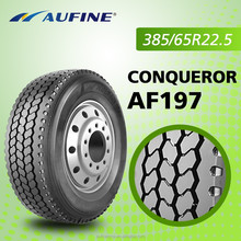 distributors want chinese golden supplier AUFINE385 65R22.5 with labelling certificates