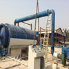 Energy reborn CE qualified plastic waste pyrolysis project