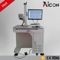 20W Fiber Laser Pigeon Ring Marking Machine with High Precision