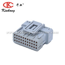 33 pin Female waterproof Sumitomo Motorcycle ECU/ECM header automotive connector for HONDA YAMAHA