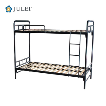 Heavy Duty and Durable Metal Frame Bunk Bed for Domitary and School