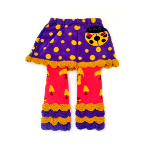 From china tube type softtextile icing baby leggings
