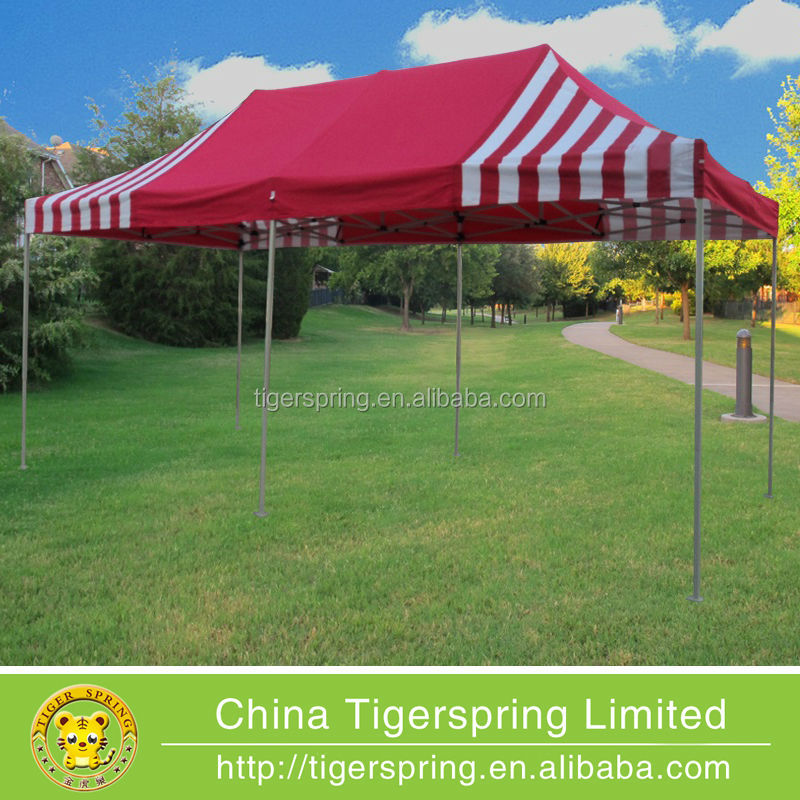 Chinese steel outdoor market tent folding canopy