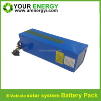 OEM 72v 30ah 40ah 50ah 60ah rechargeable lithium ion 72V battery