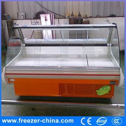 refrigerator with cooked beef/cooked meat/china factory