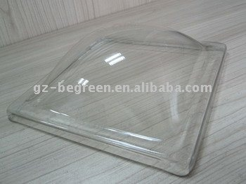 PC roof skylight, polycarbonate lighting dome for auto lighting architecture