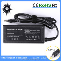 port laptop charger for HP 18.5V 3.5A 65W