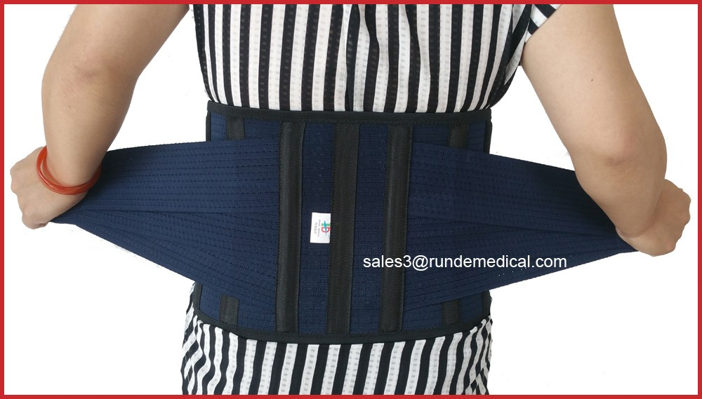 Runde Medical FDA approved Back Support Brace Lumbar correction