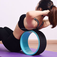 41*15cm Yoga Circle Yoga Wheel ABS Pilates Magic Circle Ring Gym Workout Back Training Tool Home Slimming Fitness Equipment