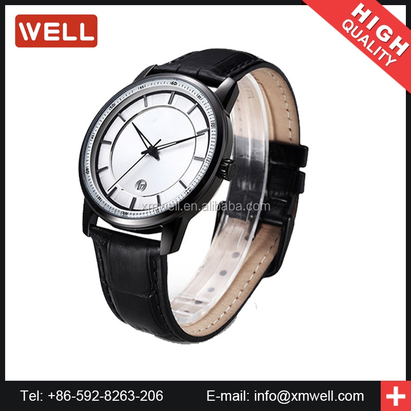 Classic Western Germany design Armbanduhr / men's wrist watch