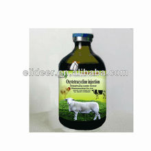Oxytetracycline injection 5% 10% veterinary pharmaceutical drugs