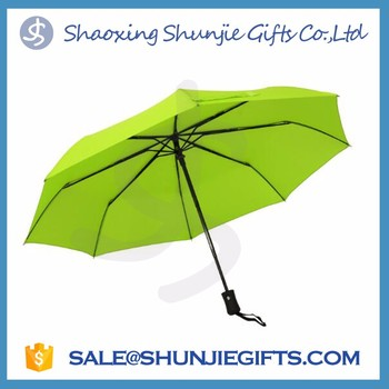 Custom Printing And High Quality Outdoor Folding Umbrella