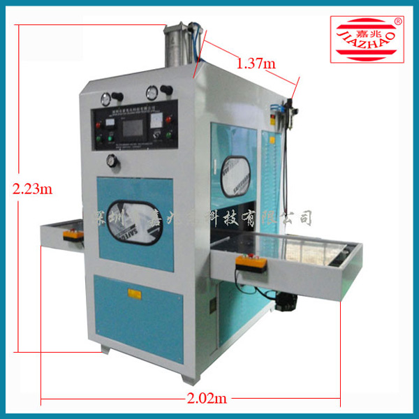 Bobby Pin Blister Welding & Cutting Machine With CE